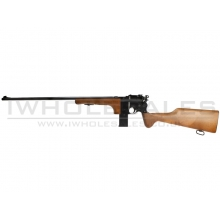 WE 712 Carbine Gas Blowback Rifle (Black - Long - WE-R-712)