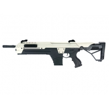 CSI S.T.A.R. XR-5 FG-1502 Advanced Battle Rifle (AEG - 0.50j - White)