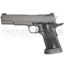 King Arms Predator Tactical Iron Strke GBB Pistol (Grey - KA-PG-11-GY)