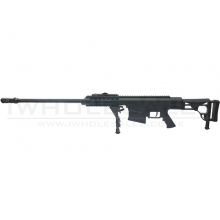 Snow Wolf M98B AEG Sniper Rifle with Bipod (Black - SW-016-F)