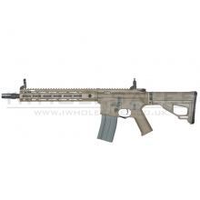 Ares Amoeba Octaarms Pro SR16 AEG with EFCS Unit (Full Metal - Tan - Long - AR-072 - Tan)