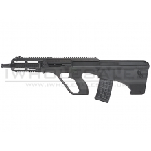 GHK AUG-A3 Raptor Gas Blowback Rifle (Black)