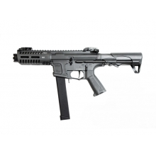 "G&G ARP9 AEG with 5"" M-Lock Rail (Battleship Grey - EGC-ARP-9MM-ANB-NCM)"