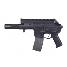 Ares Amoeba Tactical M4 AEG With Silencer (ARES-AM-004-BK - Black)