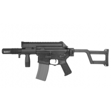 Ares Amoeba Tactical M4 AEG With Silencer (ARES-AM-006-BK - Black)