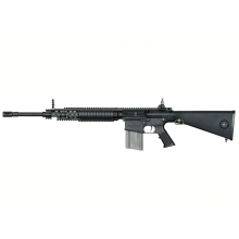 Ares SR25 DMR Sniper Rifle (Semi Only - 400 FPS - Black - M110 - SR-010E)