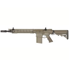 Ares SR25 DMR Sniper Rifle (Semi Only - 400 FPS - Tan - M110K - SR-011E)