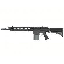 Ares SR25 DMR Sniper Rifle (Semi Only - 400 FPS - Black - M110K - SR-012E)