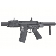 S&T Baby M4 with M241 Stock AEG (Black - ST-AEG-24)