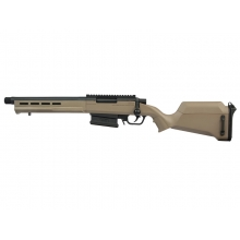 Ares Amoeba Striker Sniper Rifle (Bolt Action - Black - Short - AS02-DE)