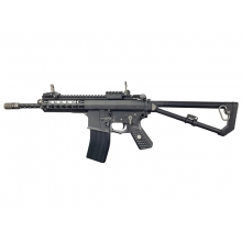 Knights Armament by EMG Airsoft PDW M2 Standard Gas Blowback Rifle (Black - KA-DR0100)