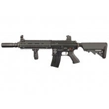Bolt B4 Devgru (With Short Silencer - BRSS Recoil - Black)