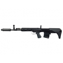 Bear Paw Production OTS-03 SVU Gas Blowback Sniper Rifle (Aluminium Version)