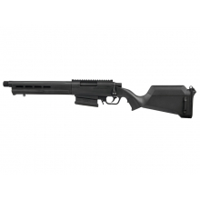 Ares Amoeba Striker Sniper Rifle (Bolt Action - Black - Short - AS02-BK)