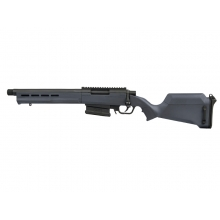 Ares Amoeba Striker Sniper Rifle (Bolt Action - Urban Grey - Short - AS02-UG)