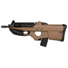 FN Herstal F2000 AEG (Tan - With Battery and Charger - Cybergun - 200960)