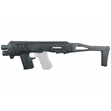 AGM Carbine Conversion Kit for 17 Series Pistol (Black)