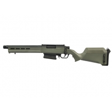 Ares Amoeba Striker Sniper Rifle (Bolt Action - Olive Drab - Short - AS02-OD)