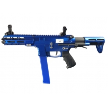 Classic Army Nemsis X9 SMG (Metal - Blue - CA119M)