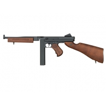 Ares Thompson M1A1 AEG EBB (Real Wood - Stick Mag. - SMG-005)