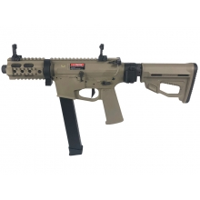 Ares M45X-S with EFCS Gearbox (Tan - AR-084E - Ex. Display)