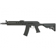 Cyma M-Style AK AEG (Metal Body - Black - CM040I - 1.5j - Semi Only)