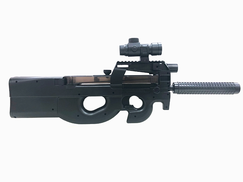 Well D90H D90 AEG Rifle (With Battery and Charger - Black)