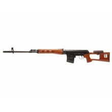 WE SVD Gas Blowback Rifle (Plastic Faux Wood)
