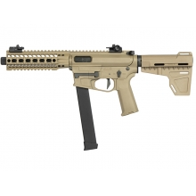 Ares M45X-S with EFCS Gearbox (S-Class L - Tan - AR-088E)