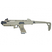 Armorer Works Gas Blowback VX Pistol with Tactical Carbine Conversion Kit (Tan - AW-VX03002)