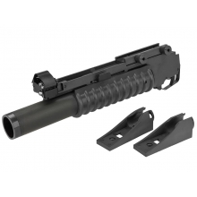 S&T M203 Grenade Launcher (LWV - Black - Long)
