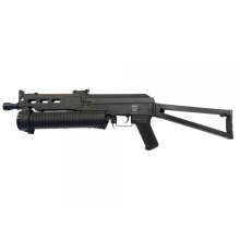 Golden Eagle PP-19 Bizon SMG AEG (Folding Stock - Black - 6835)