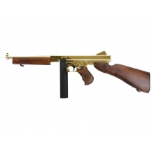 King Arms 'Gold Plated' M1A1 AEG (KA-AG-66-GD - Gold)