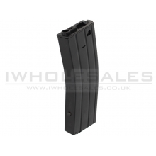 CCCP M4 Mid-Cap Magazine (Metal - 120 - Rounds - Black)