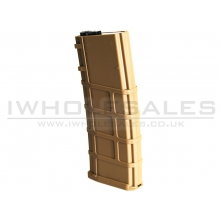 Lonex Flash Magazine for M4/M16 Series Polymer (360 Rounds ) (MAG-L-GB-06-07 - Tan)