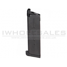 Army R28/26 Magazine (Gas - Full Metal - Black)