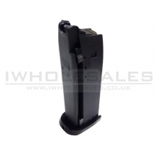 CCCP GGH-0304 ST8 Gas Magazine (Black - Heavy)