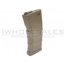 Bolt M4 Magazine (Polymer - 140 Rounds - Tan - BA065T)