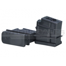 Ares G39 Real Cap (Sniper) Magazine (35 Rounds - Black - MAG-020)
