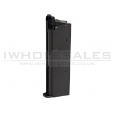 King Arms Gas Pistol Magazine for 1911 Series (20 rounds - KA-MAG-74)