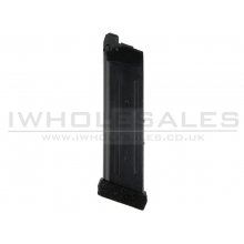 Secutor - Gladius - 17 Series Custom Pistol Co2 Magazine (Metal - 23 Rounds - Black)