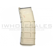 GHK GMAG for M4/G5 Gas Magazine (GHK-GMAG-TAN)