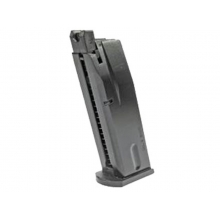 WE Cheetah M84 Gas Magazine (Metal - 15+1 Round Magazine - Black)