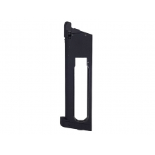 KJWorks 1911 Custom Co2 Magazine (24 Rounds - Black - KP-07-CO2M)