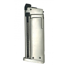 WE CT25 1908 Gas Magazine (8 Rounds - Silver)