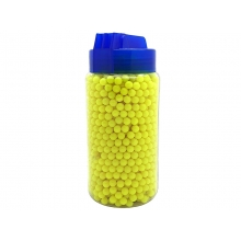 CCCP 0.12g BB Pellets (Yellow - 2000 Bottle)