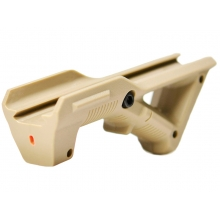 CCCP Angled Foregrip with Red Laser (Tan - Z002)