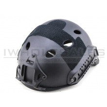 Big Foot - FAST Helmet - (PJ type - Round Hole - Pro.) (Black)