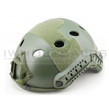 Big Foot Fast Helmet (PJ Round Hole) (OD)