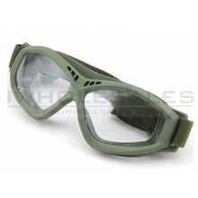 Big Foot Clear Glasses (OD)